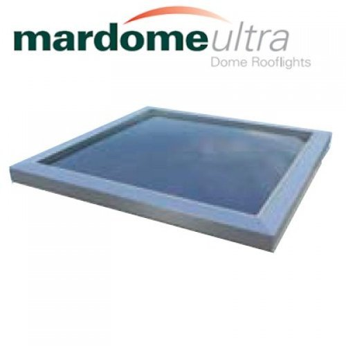 Mardome Ultra Curved Roof Dome - 600mm x 600mm