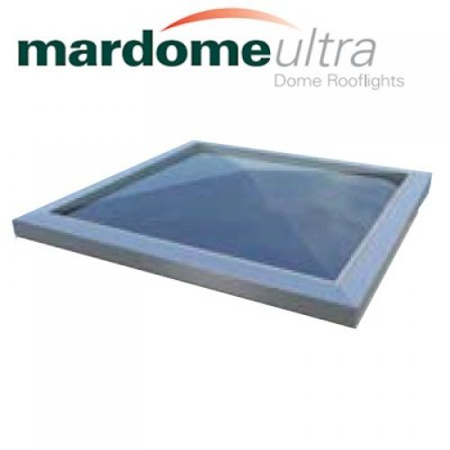 Mardome Ultra Pyramid Roof Dome - 600mm x 600mm