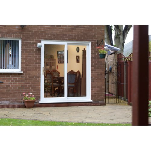 Upvc Sliding Patio Door 3 Pane A Rated Made To Measure