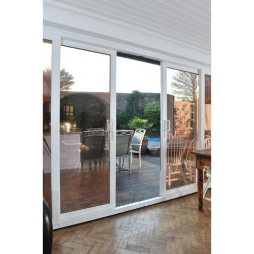 Upvc Sliding Patio Doors >> Upvc Sliding Patio Door 3 Pane A Rated Made To Measure