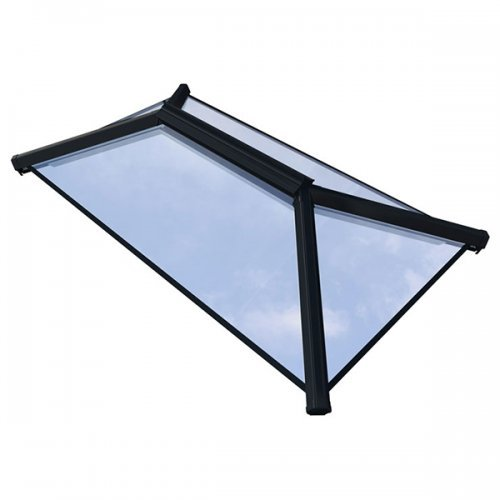 1000x1500 Aluminium UltraSky - Black External - Black Internal