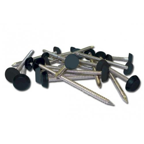 Dark Grey 30mm Fixing Pins