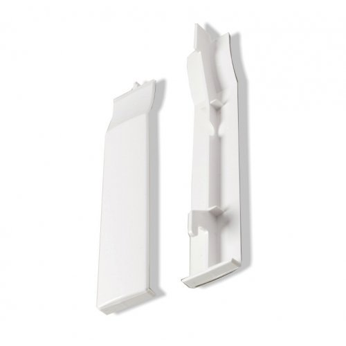 150mm Cover Joint for Kavex Cladding - White