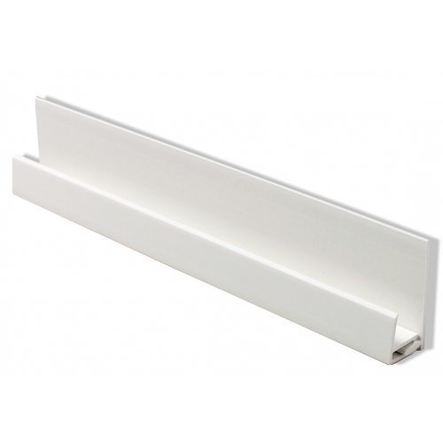 2 Part Universal Trim for Kavex Cladding - White