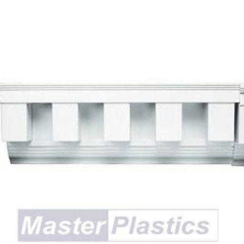Soffit Upvc Plastic Traditional Exterior Dentil Trim