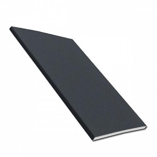 9mm 400mm x 5m Flat Board Dark Grey