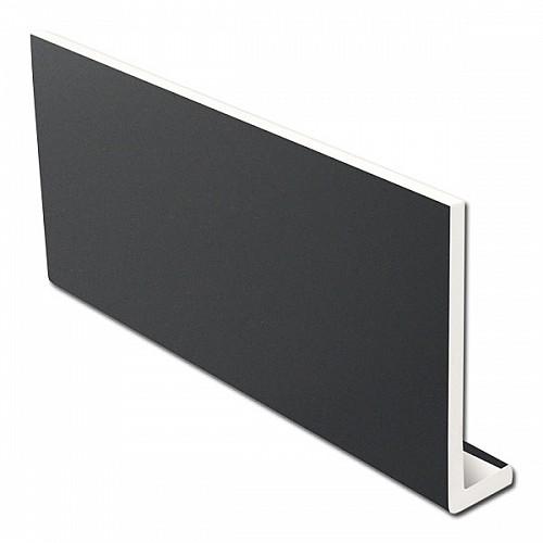 9mm 300mm x 5m Fascia Board Dark Grey