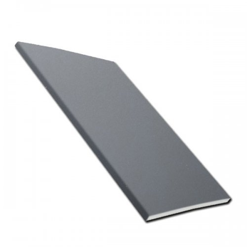 9mm 300mm x 5m Flat Board Slate Grey