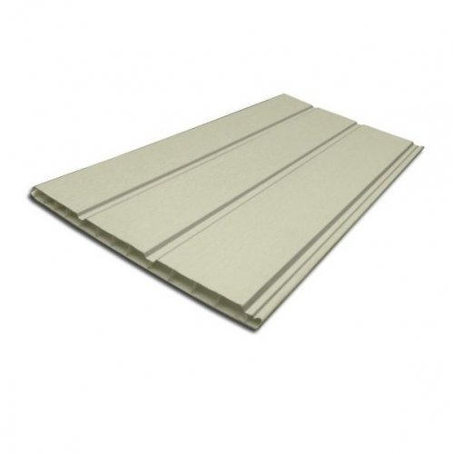 Cream 300mm Tongue & Groove Soffit