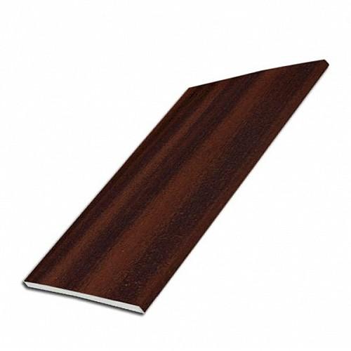 9mm 225mm x 5m UPVC Mahogany Flat Board
