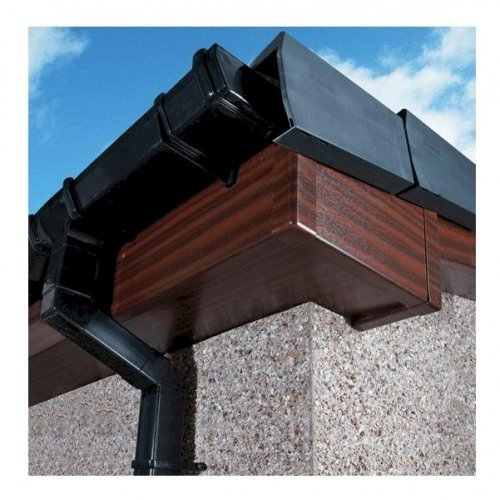 150mm x 16mm x 5m uPVC Mahogany Replacement Fascia Board