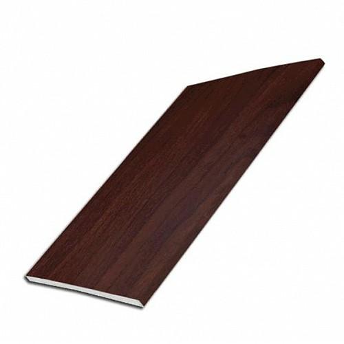 9mm 300mm x 5m UPVC Rosewood - Flat Board