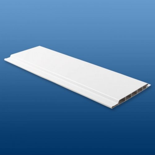 100mm Upvc Hollow Soffit Board Tongue And Groove