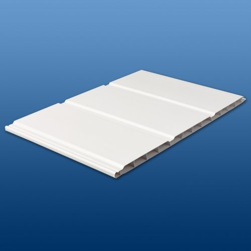 300mm Pvc U Hollow Soffit Board Tongue And Groove