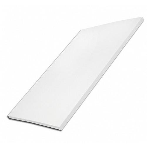 100 mm x 5 m Flat UPVC Soffit - Flat Board