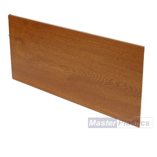 9mm 150mm x 5m Light Oak Flat Board / Soffit