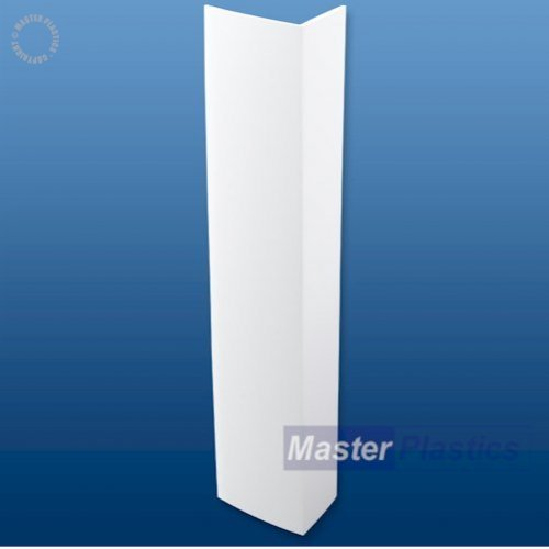 60mm (2mm) x 40mm (3mm) Rigid Angle 3m