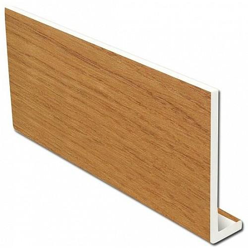 9mm 250mm x 5m Irish Oak fascia board
