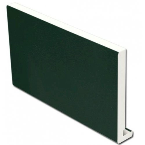 16mm 175mm x 5m Full Replacement Fascia Board Green Ash Effect