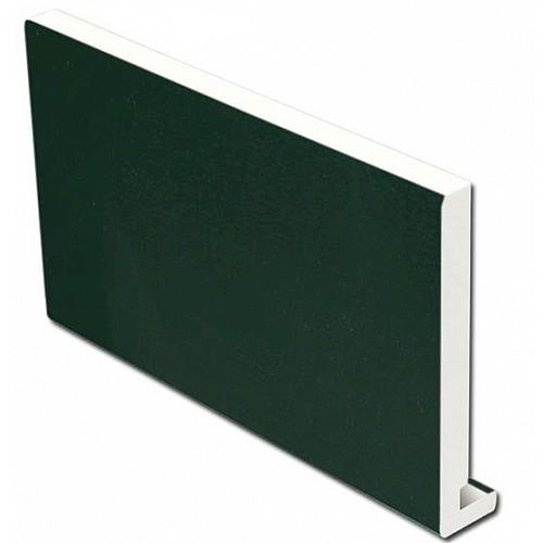 16mm 225mm x 5m Full Replacement Fascia Board Green Ash Effect