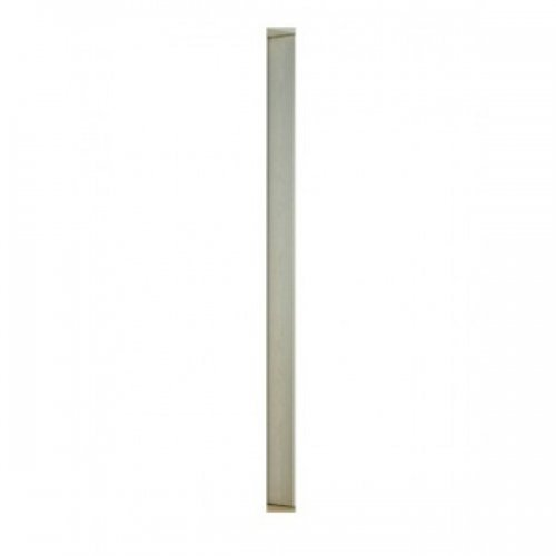 The President Folding Door - Extension Panel - White Ash