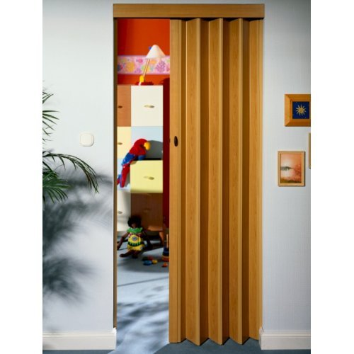 Rapid 880mm Folding Door - Oak