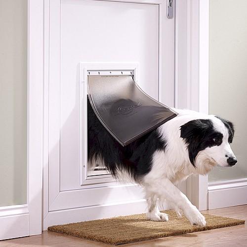 Petsafe / Staywell 640 Large Aluminium Dog Door