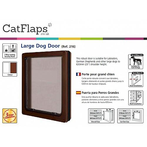 Dog Mate Doors Large