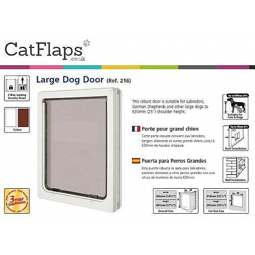 Dog Mate Large Dog Door Reviews