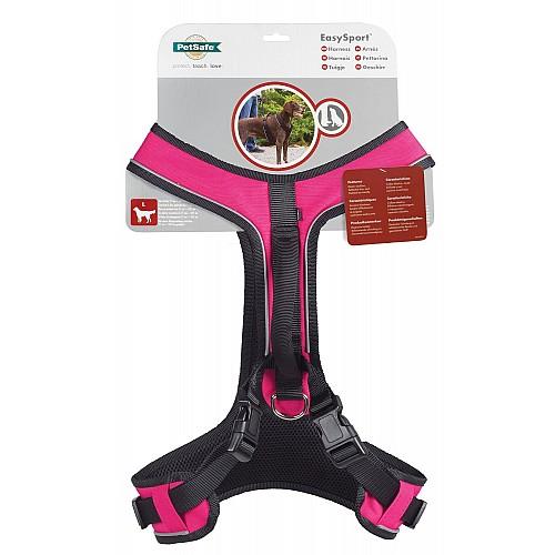 EasySport™ Dog Harness - Large - Pink
