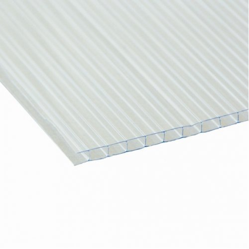 900mm X 3500mm X 10mm Polycarbonate Sheet - Clear