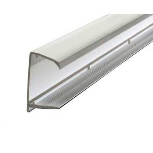 16mm Polycarbonate Sheet End Closure - White or Brown