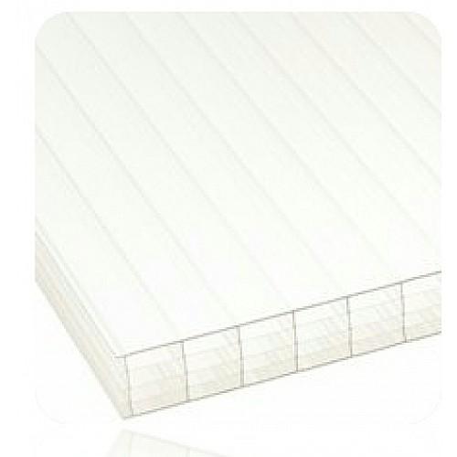 35mm X  2100mm X 6000mm - Five Wall / Multi-Wall Polycarbonate Sheet - Clear