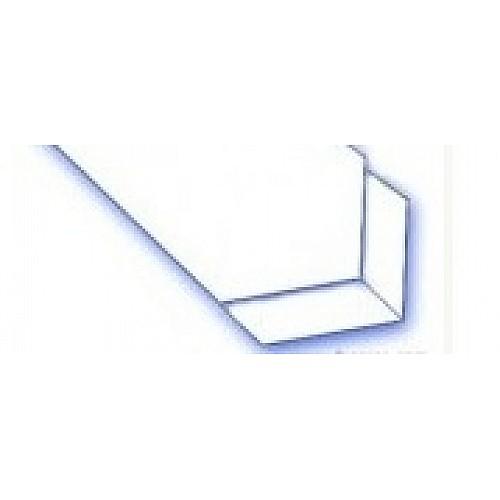 10mm x 5m Hollow Soffit Cladding external Corner