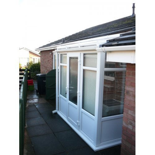 Made to Measure Lean to Porch 2.0m X 1.5m