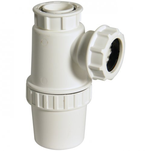 Floplast 32mm Anti Vac Bottle Trap